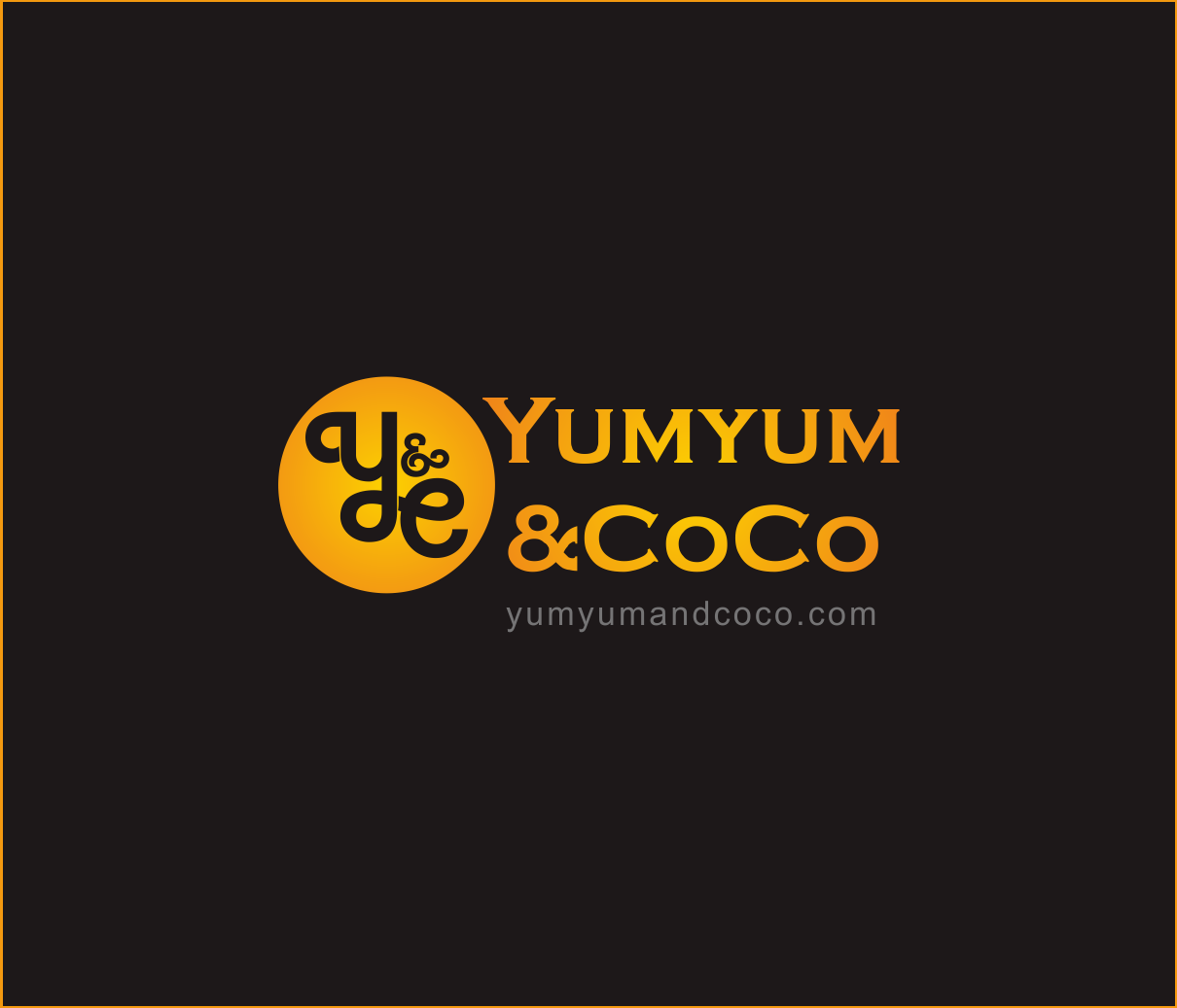 Logo Design by Armada Jamaluddin - Entry No. 281 in the Logo Design Contest Logo Design for YumYum & CoCo.
