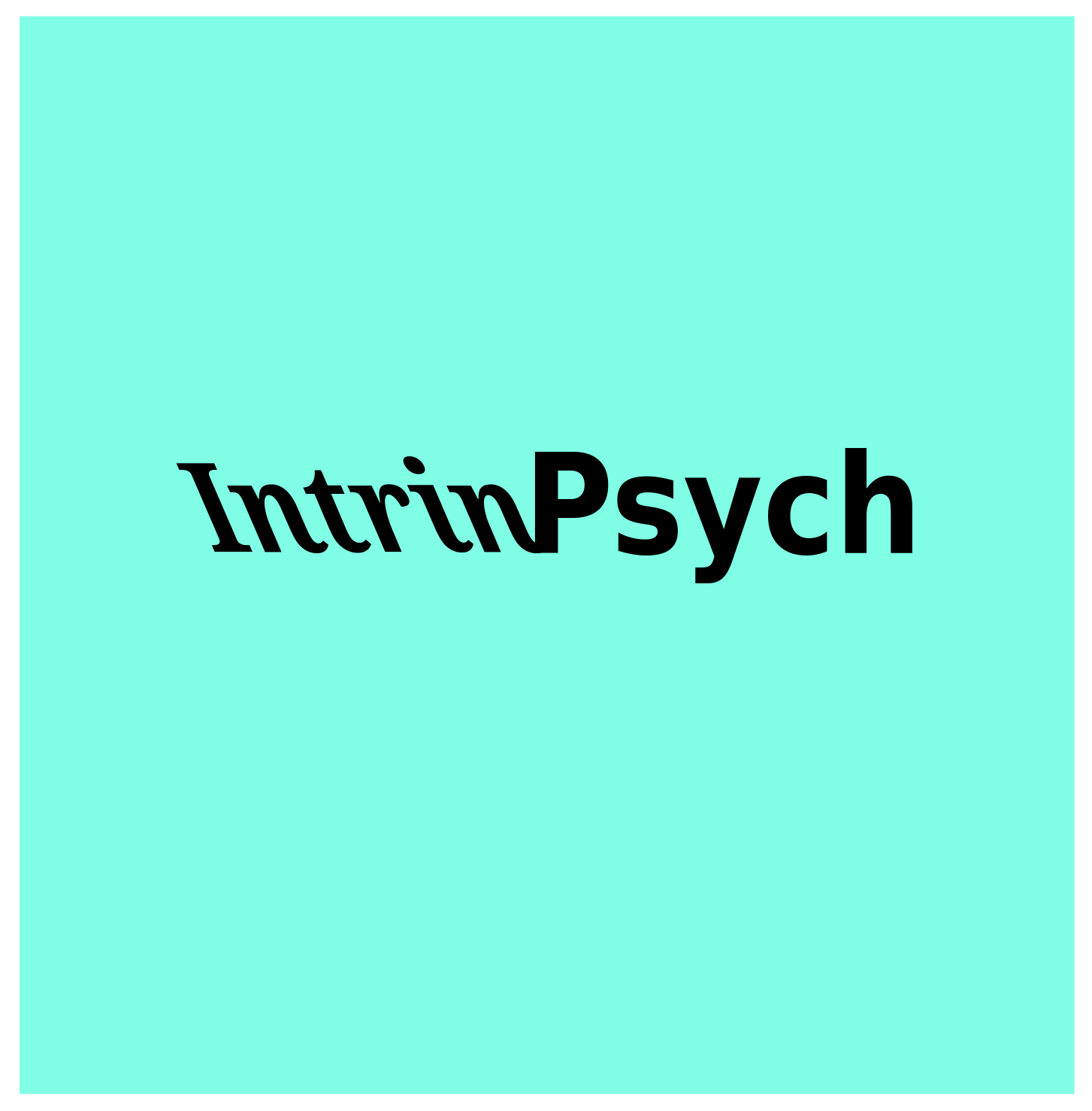 Logo Design by JaroslavProcka - Entry No. 216 in the Logo Design Contest New Logo Design for IntrinPsych.