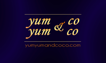 Logo Design by Boba Dizajn - Entry No. 283 in the Logo Design Contest Logo Design for YumYum & CoCo.