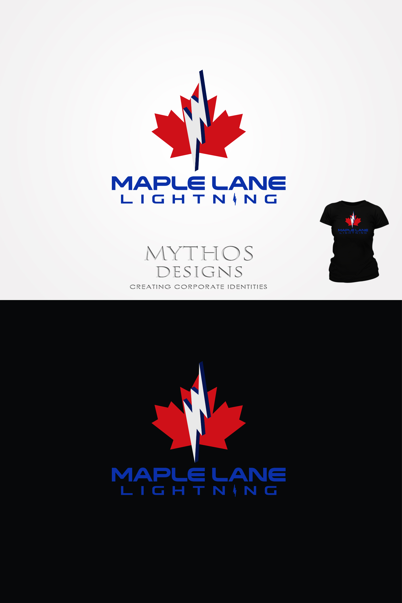 Logo Design by Mythos Designs - Entry No. 173 in the Logo Design Contest Maple Lane Logo Design.