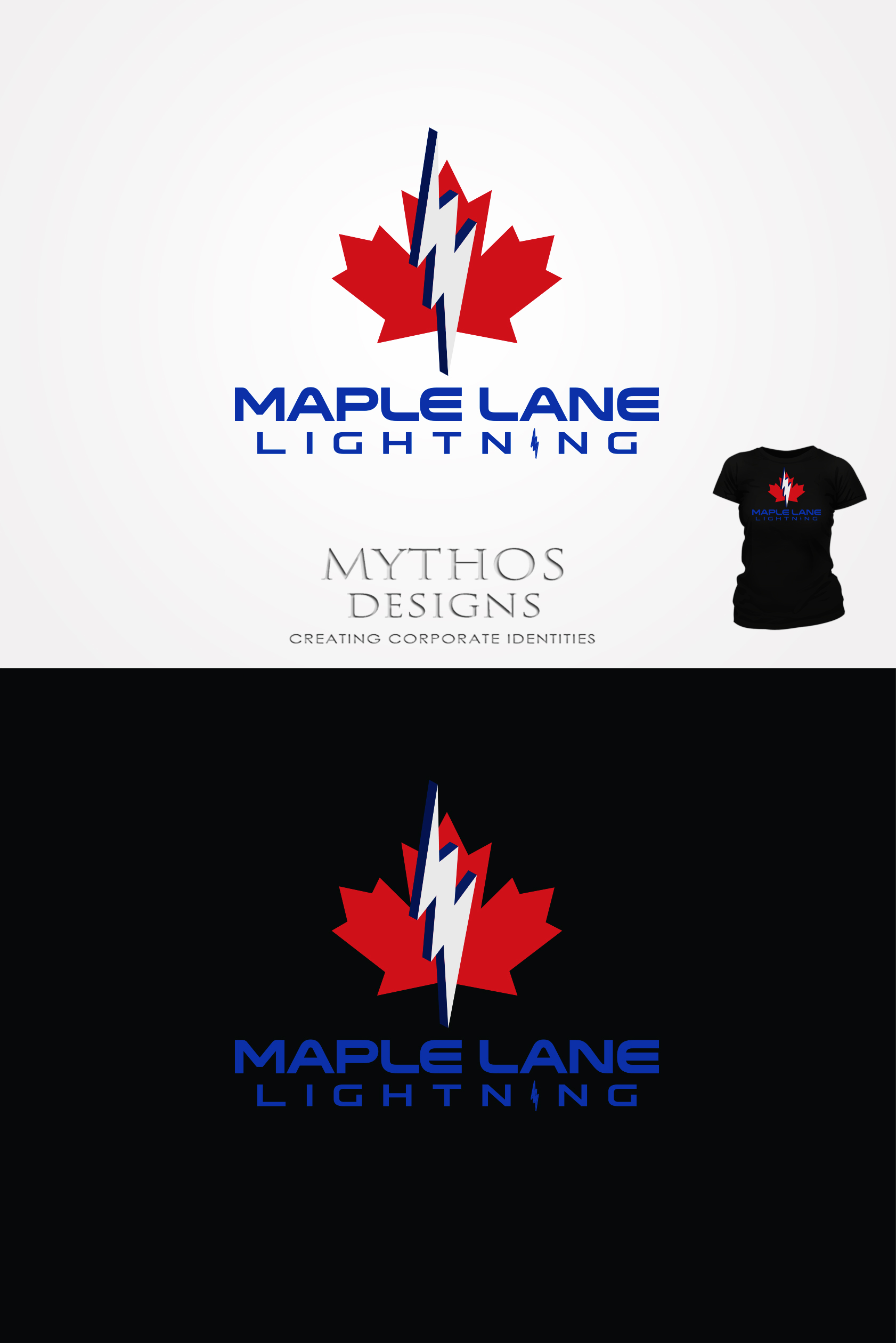 Logo Design by Mythos Designs - Entry No. 174 in the Logo Design Contest Maple Lane Logo Design.