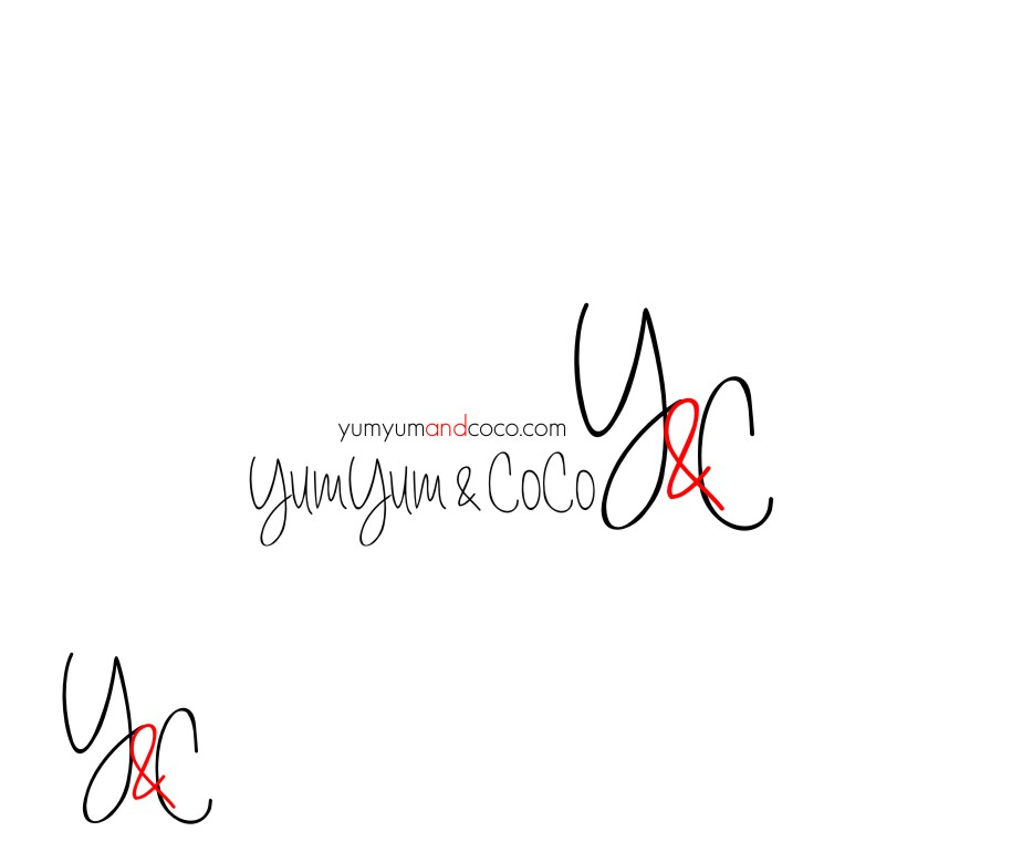 Logo Design by untung - Entry No. 289 in the Logo Design Contest Logo Design for YumYum & CoCo.