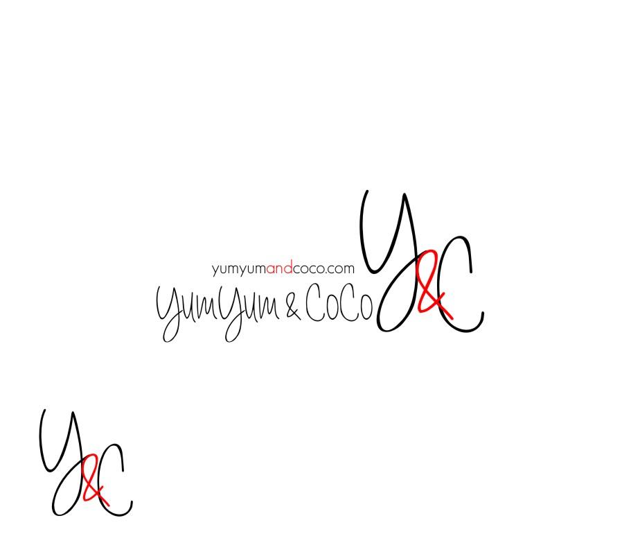 Logo Design by untung - Entry No. 289 in the Logo Design Contest Logo Design for YumYum & CoCo.