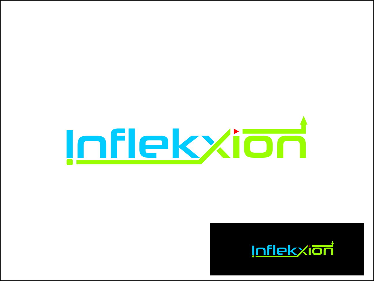 Logo Design by Agus Martoyo - Entry No. 57 in the Logo Design Contest Professional Logo Design for Inflekxion.