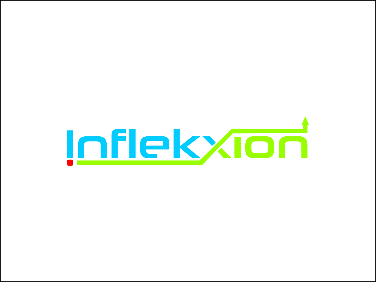 Logo Design by Agus Martoyo - Entry No. 58 in the Logo Design Contest Professional Logo Design for Inflekxion.