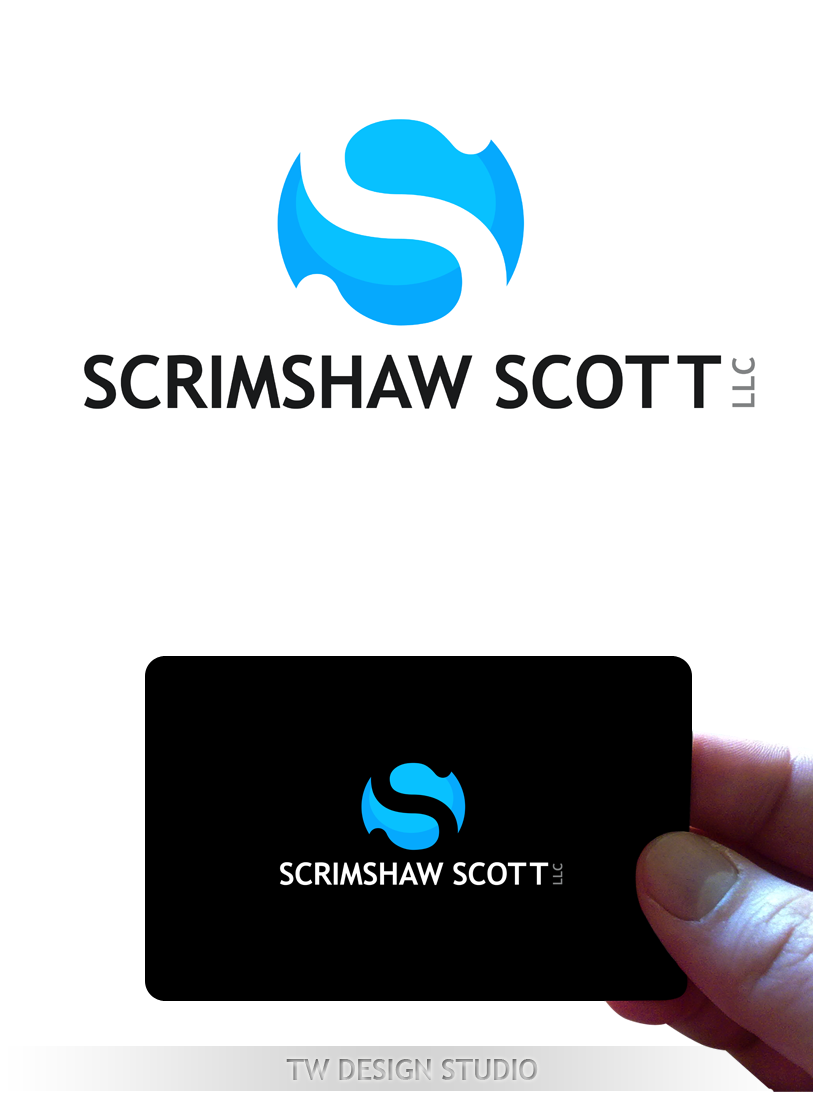 Logo Design by Private User - Entry No. 77 in the Logo Design Contest Creative Logo Design for Scrimshaw Scott LLP.