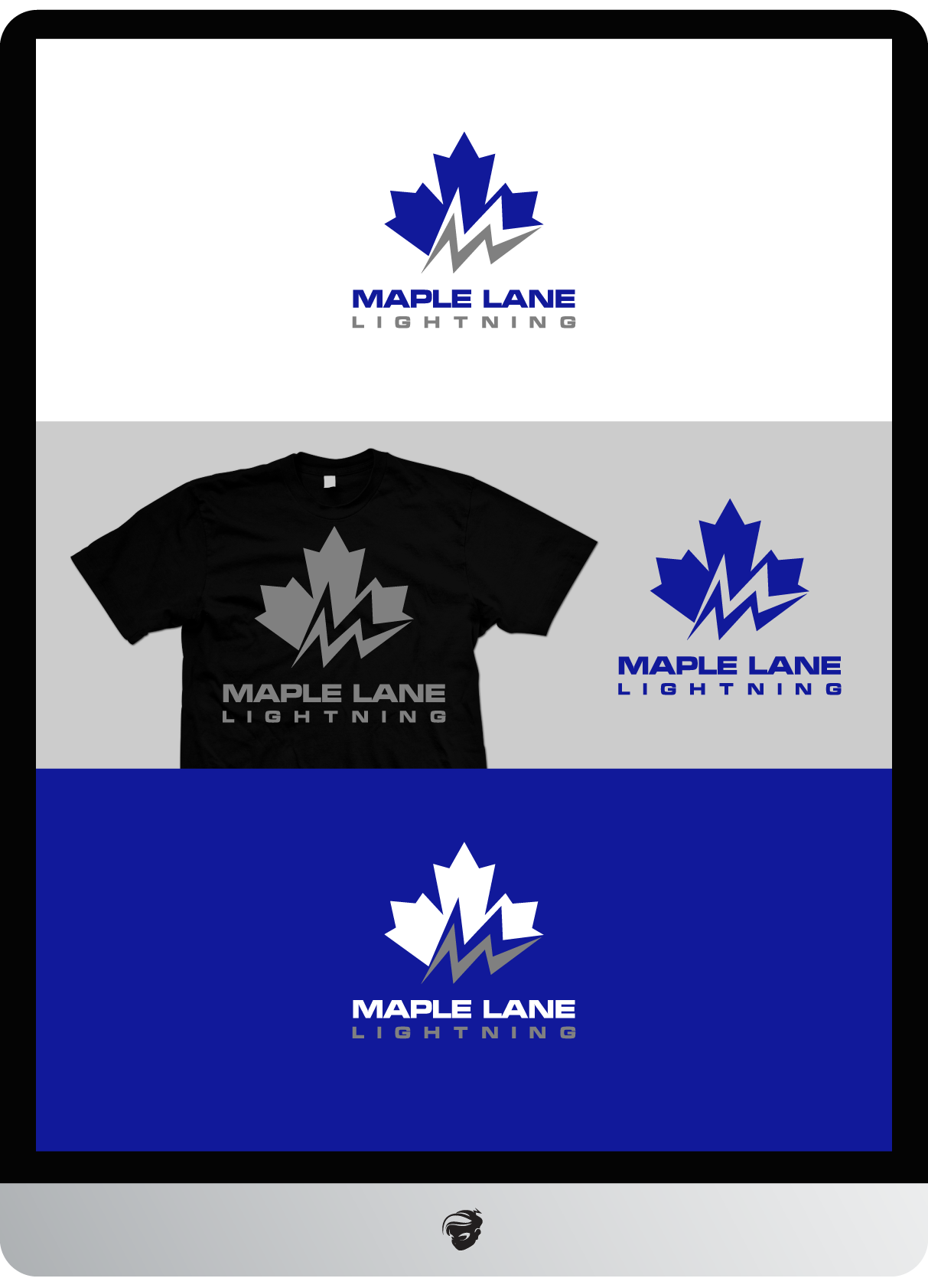 Logo Design by zesthar - Entry No. 184 in the Logo Design Contest Maple Lane Logo Design.