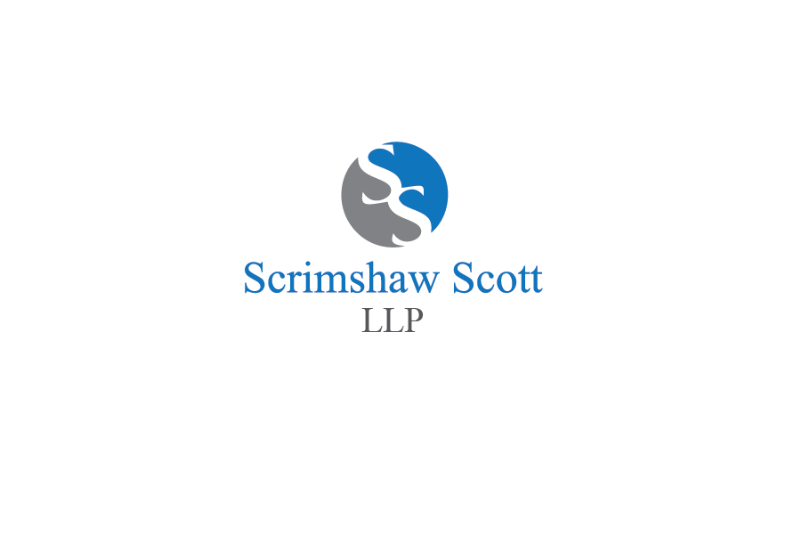 Logo Design by Private User - Entry No. 83 in the Logo Design Contest Creative Logo Design for Scrimshaw Scott LLP.