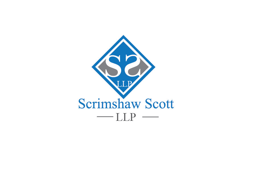 Logo Design by Private User - Entry No. 84 in the Logo Design Contest Creative Logo Design for Scrimshaw Scott LLP.
