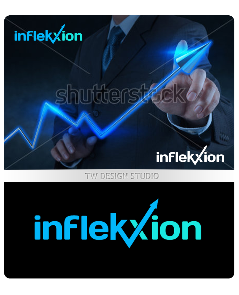 Logo Design by Robert Turla - Entry No. 67 in the Logo Design Contest Professional Logo Design for Inflekxion.