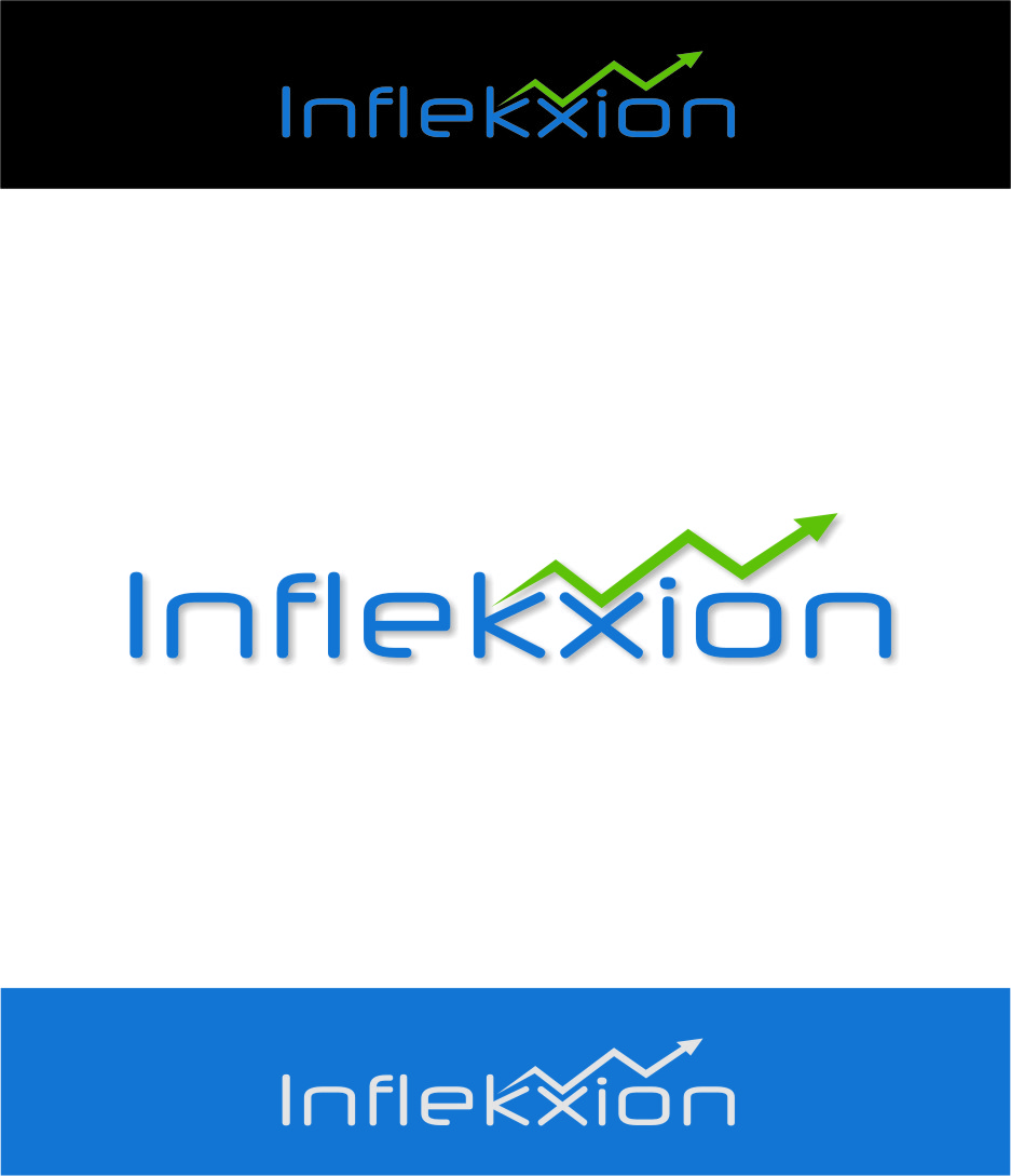 Logo Design by RasYa Muhammad Athaya - Entry No. 68 in the Logo Design Contest Professional Logo Design for Inflekxion.