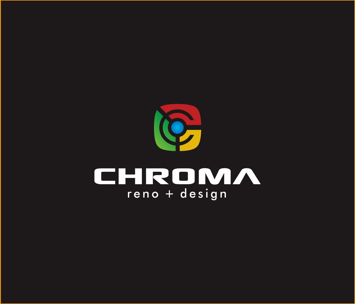 Logo Design by Armada Jamaluddin - Entry No. 96 in the Logo Design Contest Inspiring Logo Design for Chroma Reno+Design.