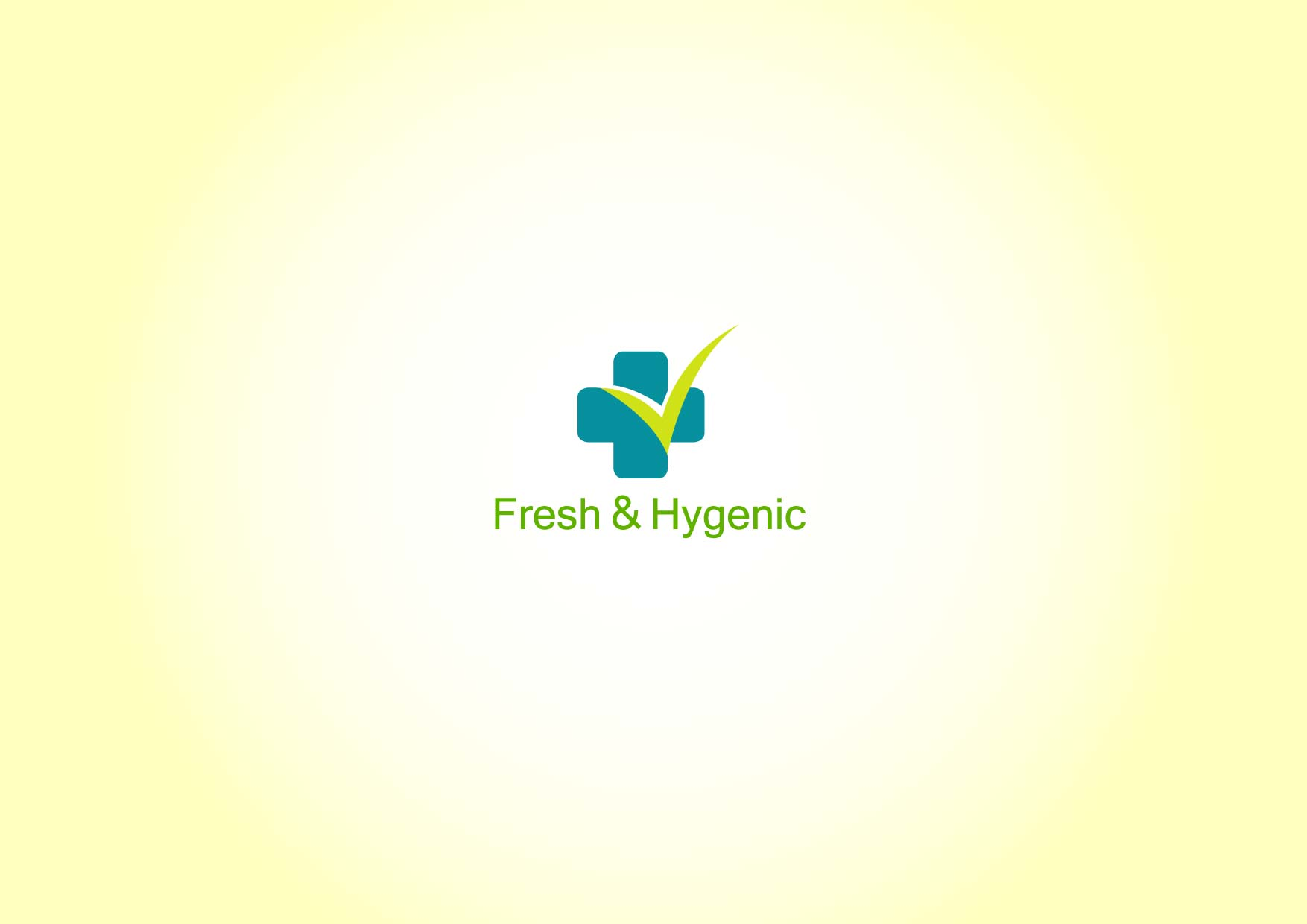 Logo Design by Osi Indra - Entry No. 3 in the Logo Design Contest Fun Logo Design for Fresh & Hygenic.