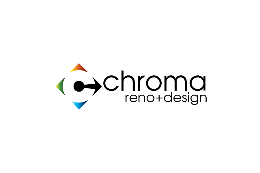 Logo Design by Private User - Entry No. 102 in the Logo Design Contest Inspiring Logo Design for Chroma Reno+Design.