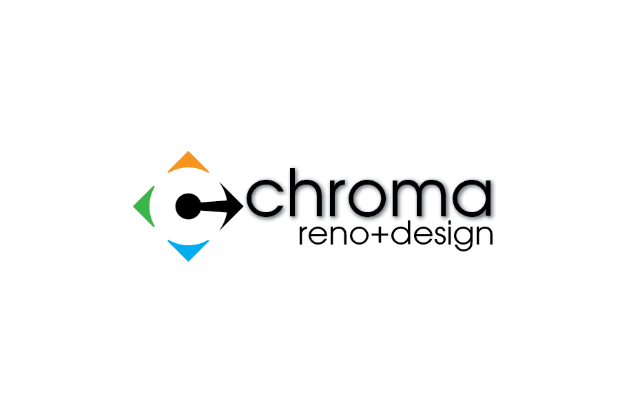 Logo Design by Private User - Entry No. 103 in the Logo Design Contest Inspiring Logo Design for Chroma Reno+Design.