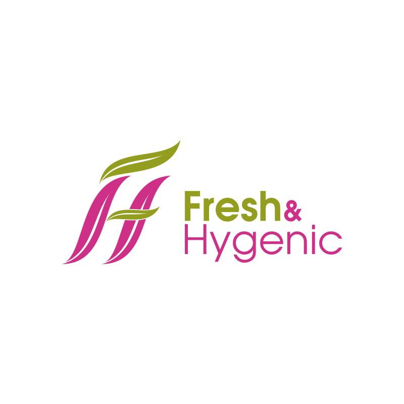 Logo Design by jalal - Entry No. 11 in the Logo Design Contest Fun Logo Design for Fresh & Hygenic.