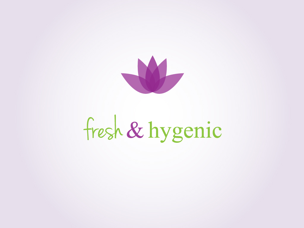 Logo Design by Omar Martinez - Entry No. 12 in the Logo Design Contest Fun Logo Design for Fresh & Hygenic.