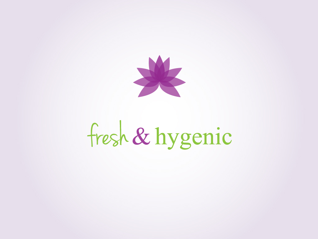 Logo Design by Omar Martinez - Entry No. 13 in the Logo Design Contest Fun Logo Design for Fresh & Hygenic.