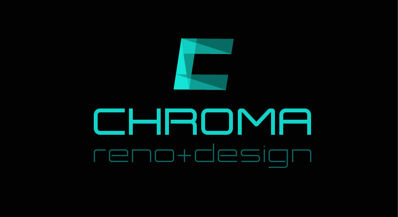 Logo Design by Boba Dizajn - Entry No. 113 in the Logo Design Contest Inspiring Logo Design for Chroma Reno+Design.