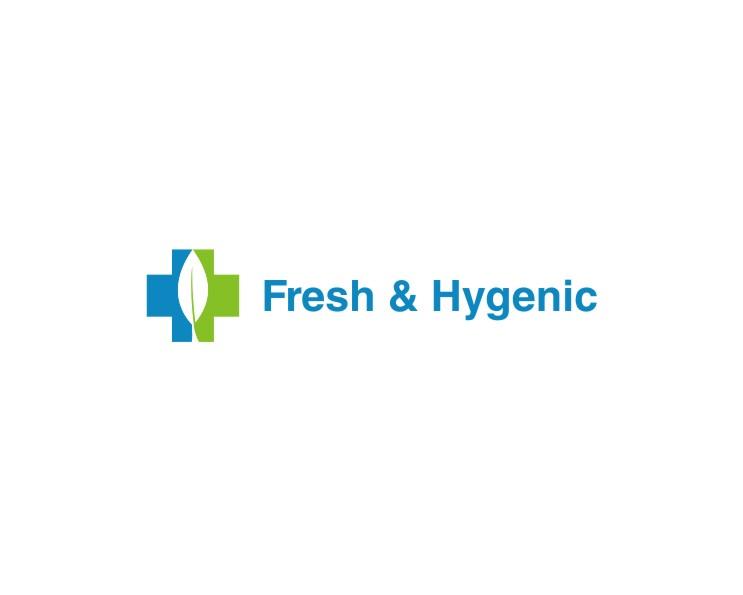 Logo Design by untung - Entry No. 15 in the Logo Design Contest Fun Logo Design for Fresh & Hygenic.