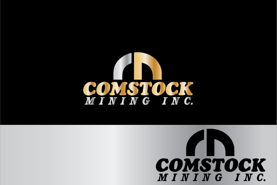 Logo Design by Private User - Entry No. 5 in the Logo Design Contest Captivating Logo Design for Comstock Mining, Inc..