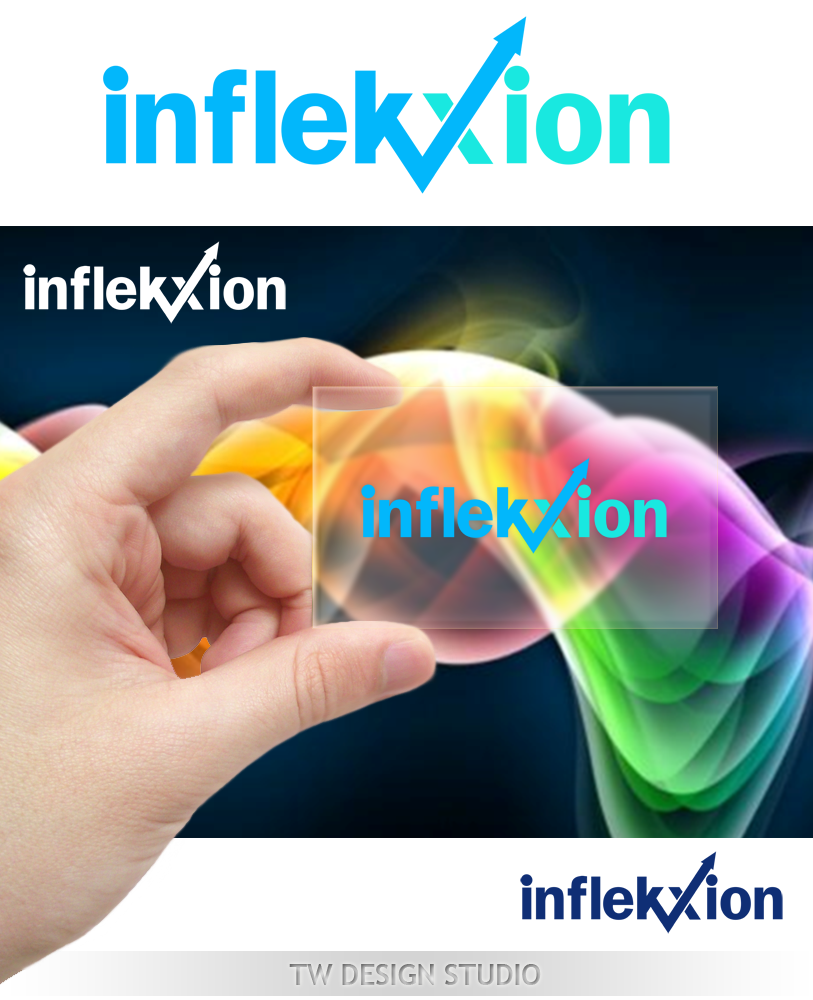 Logo Design by Private User - Entry No. 108 in the Logo Design Contest Professional Logo Design for Inflekxion.
