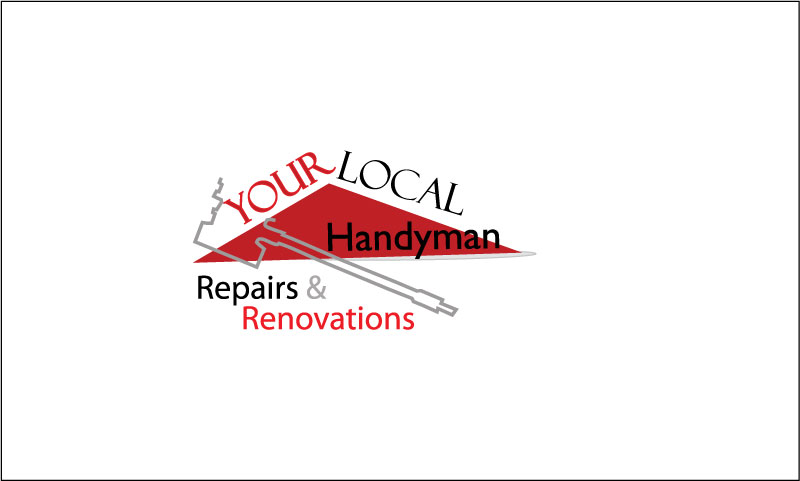 Logo Design by Shahzad Asim - Entry No. 42 in the Logo Design Contest YourLocalHandyman.