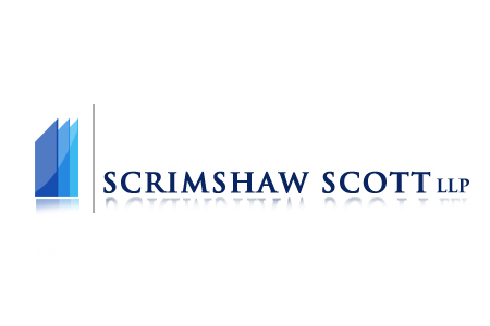 Logo Design by Crystal Desizns - Entry No. 88 in the Logo Design Contest Creative Logo Design for Scrimshaw Scott LLP.