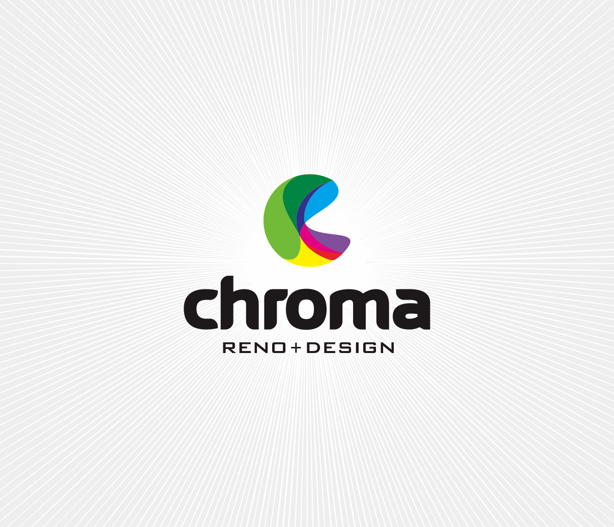 Logo Design by Armada Jamaluddin - Entry No. 125 in the Logo Design Contest Inspiring Logo Design for Chroma Reno+Design.