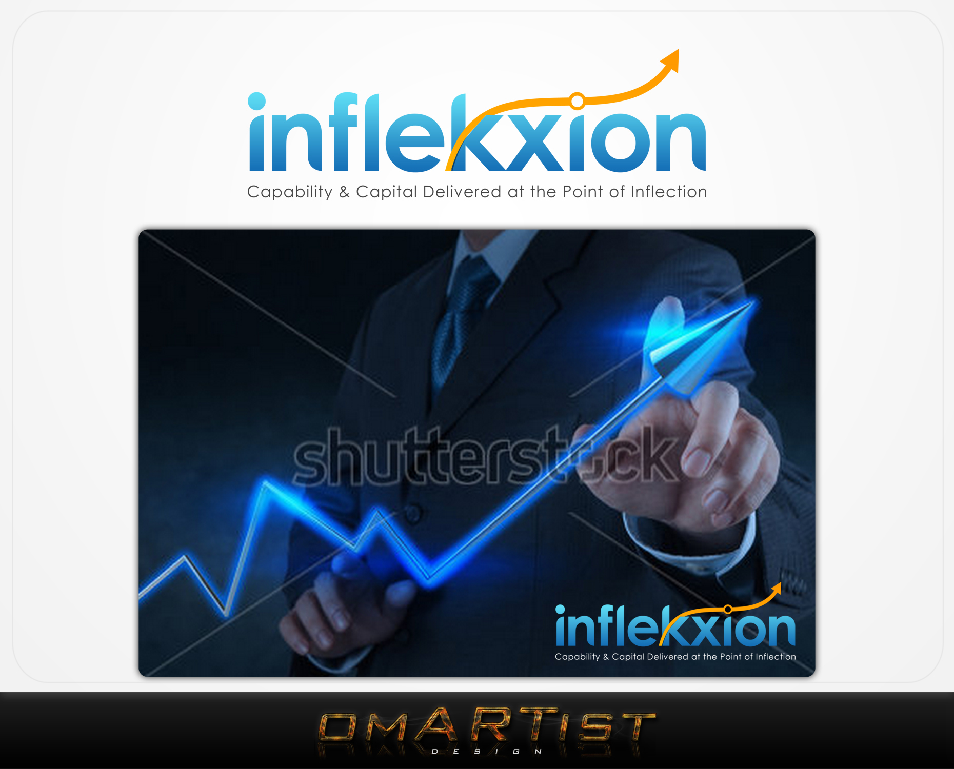 Logo Design by omARTist - Entry No. 112 in the Logo Design Contest Professional Logo Design for Inflekxion.