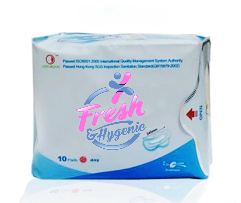 Logo Design by lagalag - Entry No. 33 in the Logo Design Contest Fun Logo Design for Fresh & Hygenic.