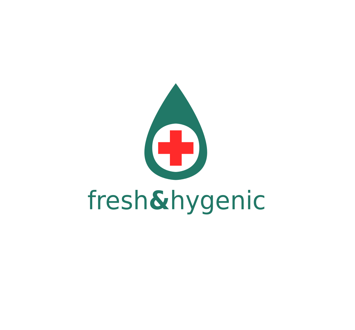 Logo Design by JaroslavProcka - Entry No. 37 in the Logo Design Contest Fun Logo Design for Fresh & Hygenic.