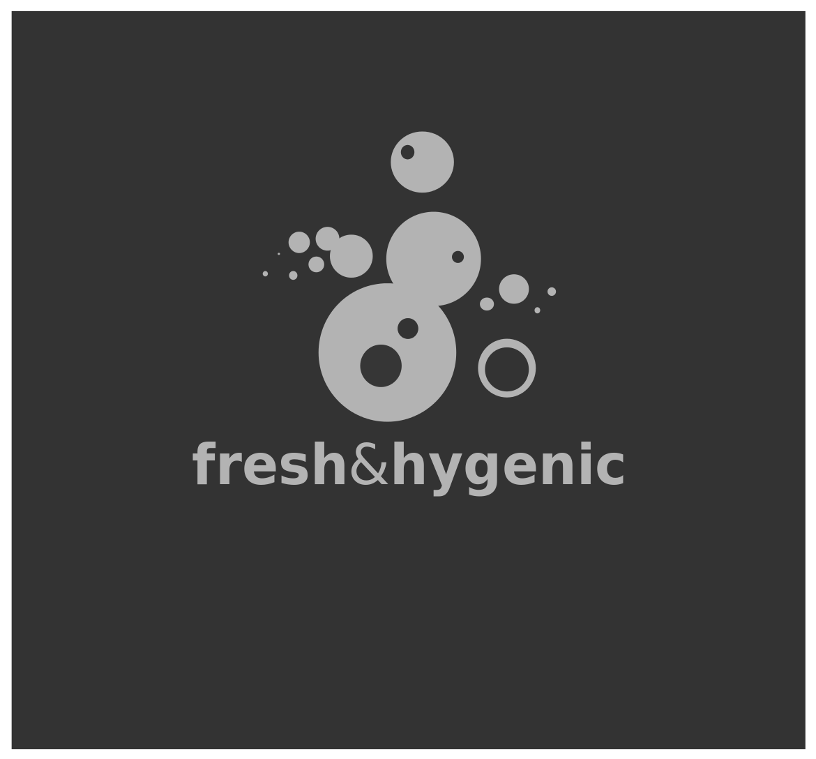 Logo Design by JaroslavProcka - Entry No. 41 in the Logo Design Contest Fun Logo Design for Fresh & Hygenic.