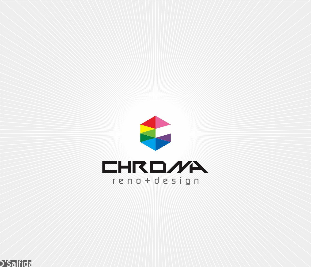 Logo Design by Armada Jamaluddin - Entry No. 137 in the Logo Design Contest Inspiring Logo Design for Chroma Reno+Design.