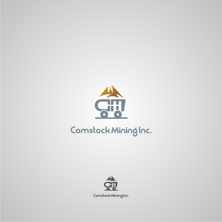 Logo Design by graphicleaf - Entry No. 8 in the Logo Design Contest Captivating Logo Design for Comstock Mining, Inc..