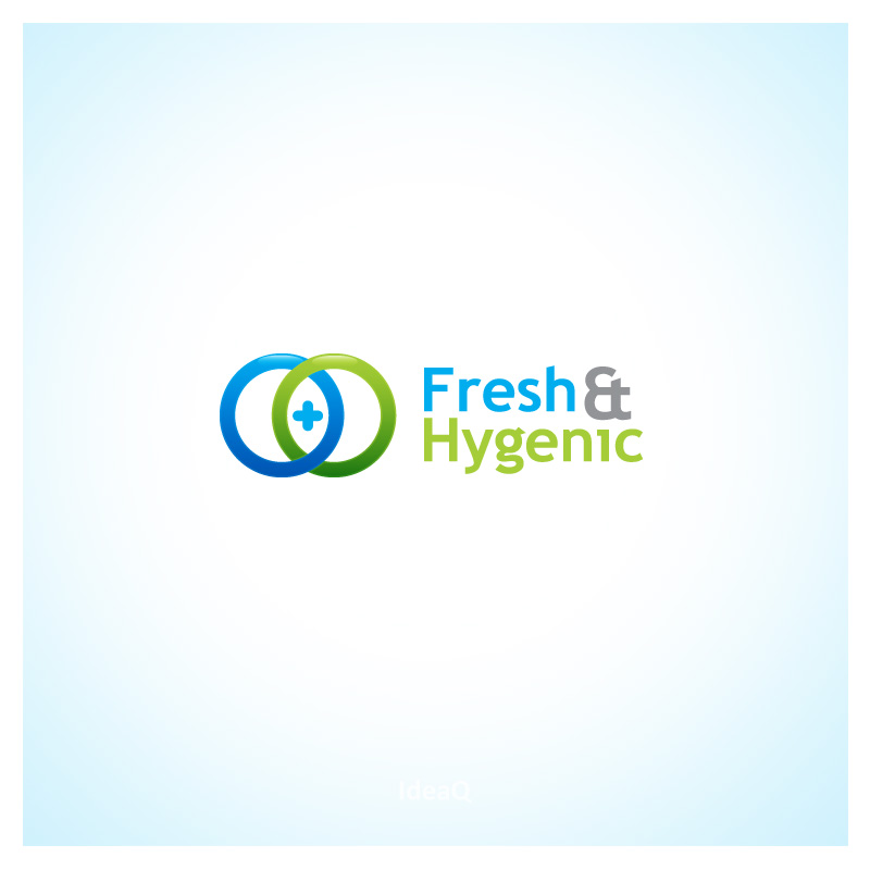 Logo Design by Private User - Entry No. 45 in the Logo Design Contest Fun Logo Design for Fresh & Hygenic.