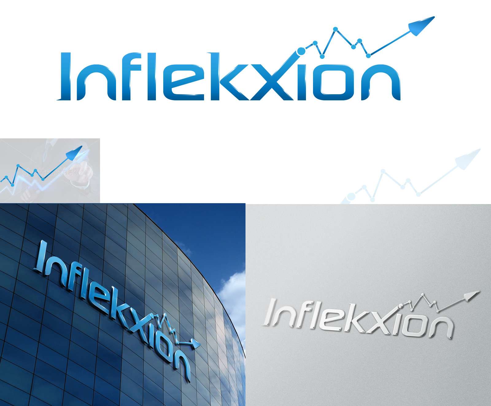Logo Design by olii - Entry No. 132 in the Logo Design Contest Professional Logo Design for Inflekxion.