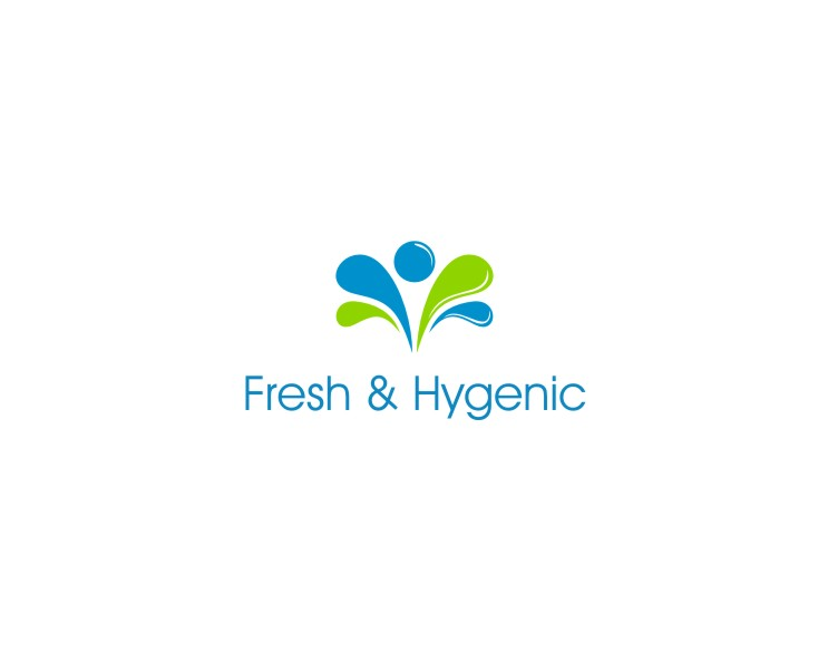 Logo Design by untung - Entry No. 46 in the Logo Design Contest Fun Logo Design for Fresh & Hygenic.