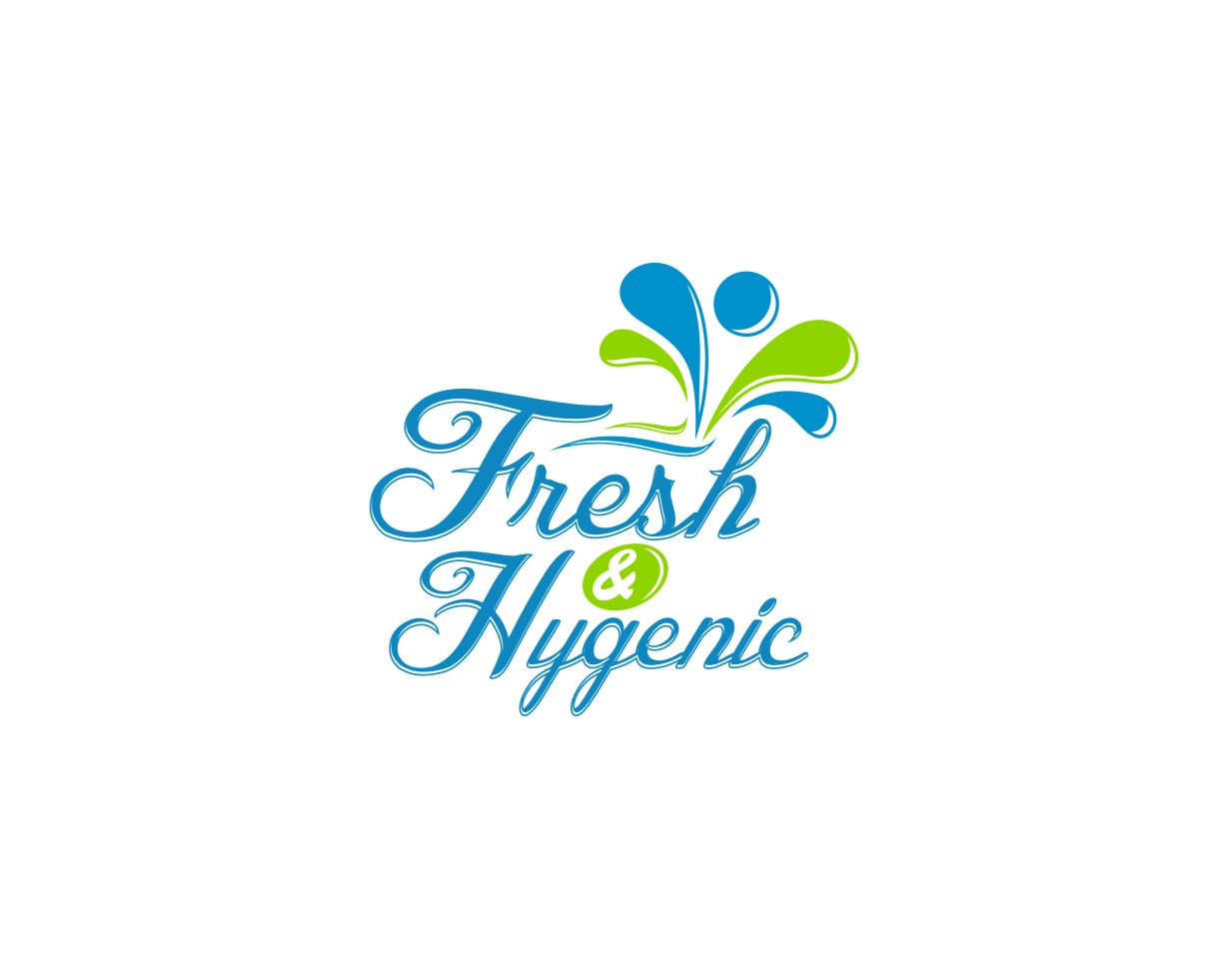 Logo Design by untung - Entry No. 47 in the Logo Design Contest Fun Logo Design for Fresh & Hygenic.