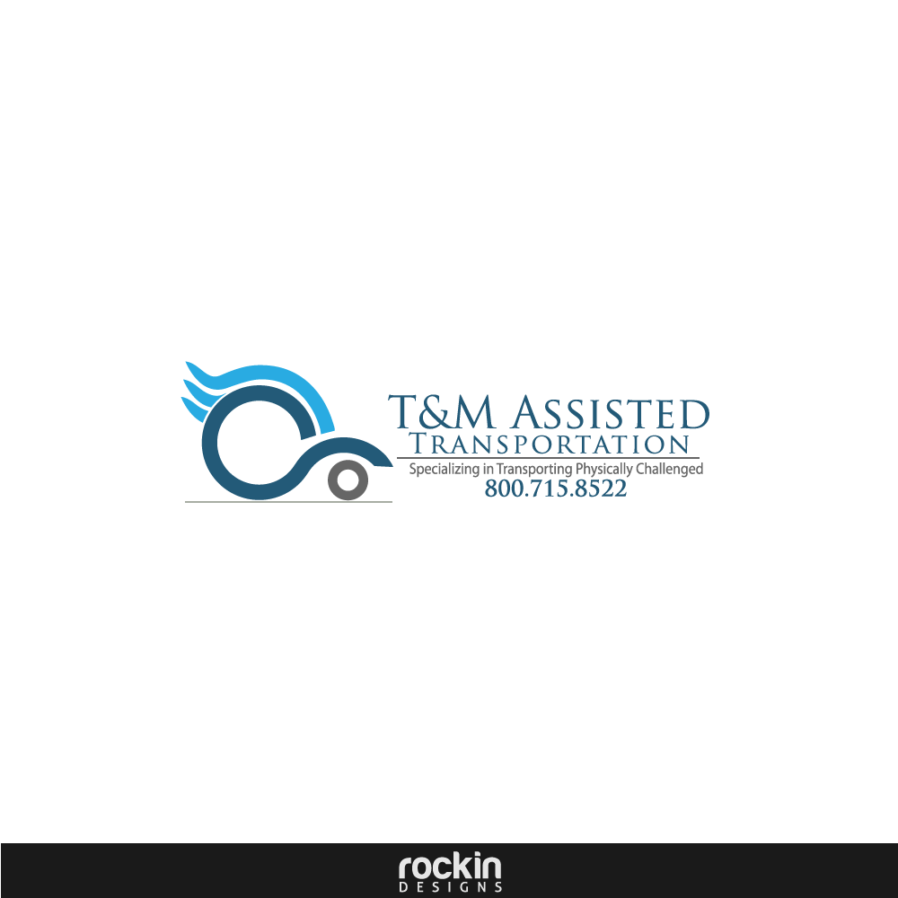 Logo Design by rockin - Entry No. 4 in the Logo Design Contest Artistic Logo Design for T & M.
