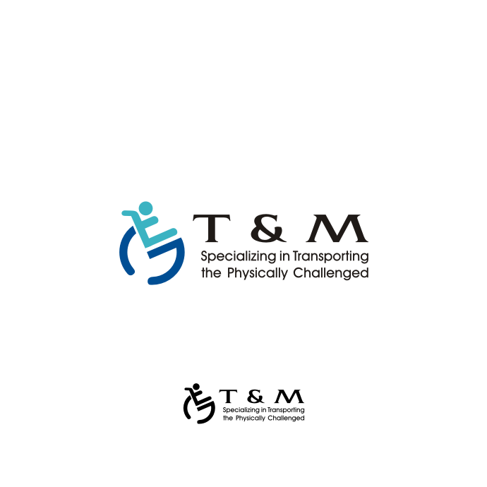 Logo Design by graphicleaf - Entry No. 5 in the Logo Design Contest Artistic Logo Design for T & M.