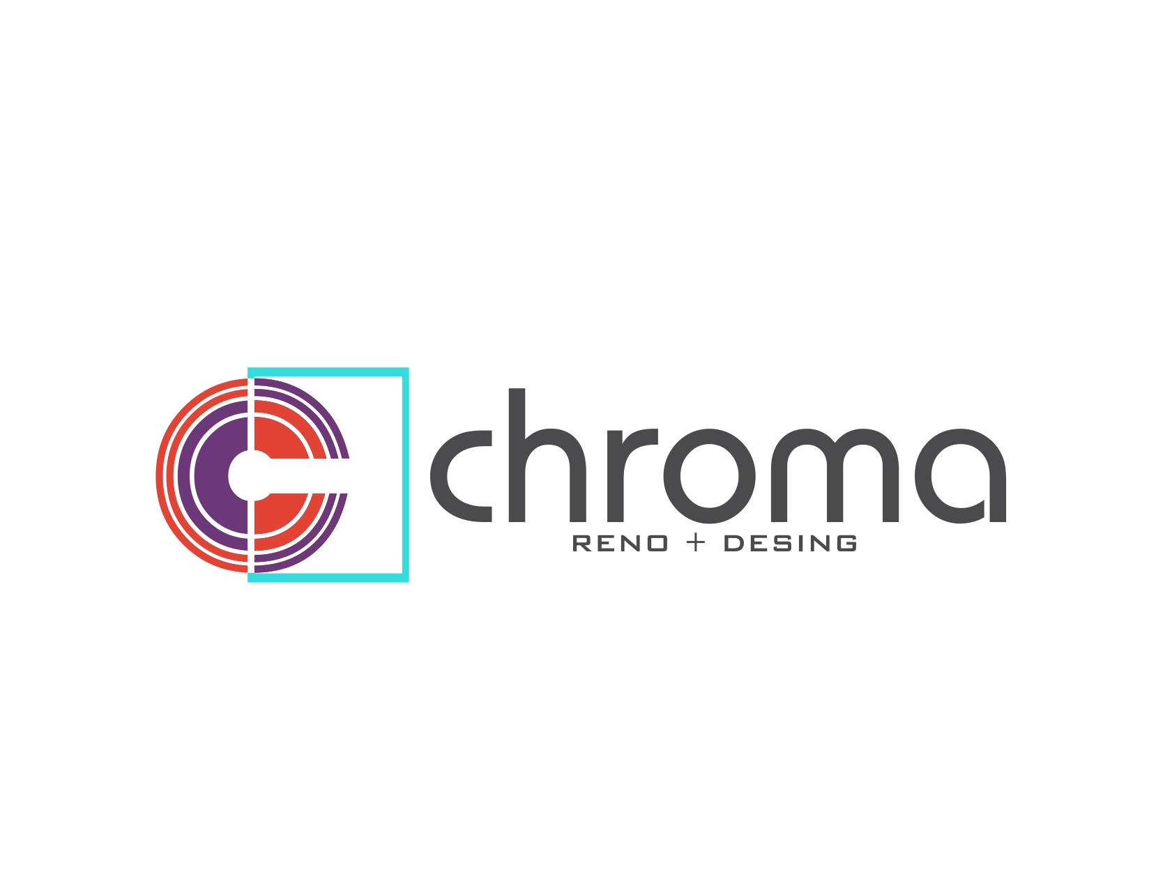 Logo Design by Reza Sasmita - Entry No. 148 in the Logo Design Contest Inspiring Logo Design for Chroma Reno+Design.