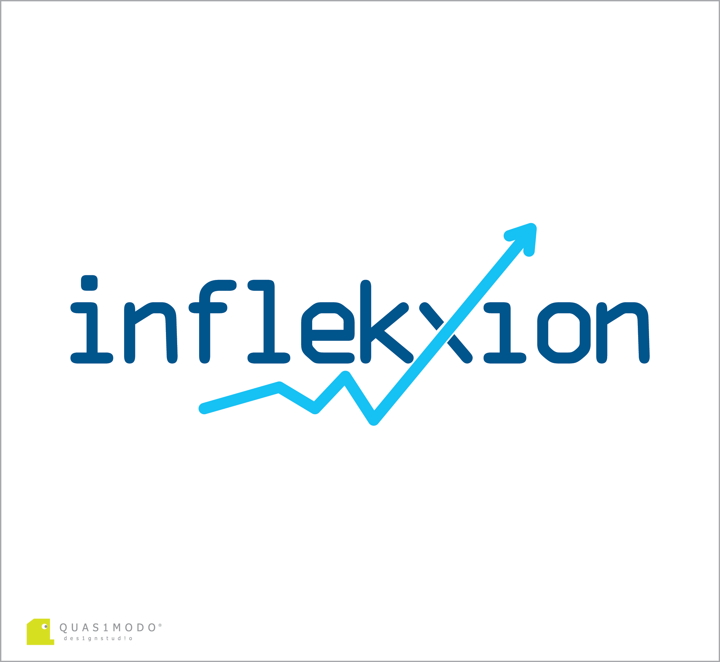 Logo Design by DIMITRIOS PAPADOPOULOS - Entry No. 144 in the Logo Design Contest Professional Logo Design for Inflekxion.