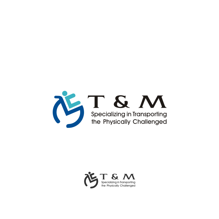 Logo Design by graphicleaf - Entry No. 9 in the Logo Design Contest Artistic Logo Design for T & M.