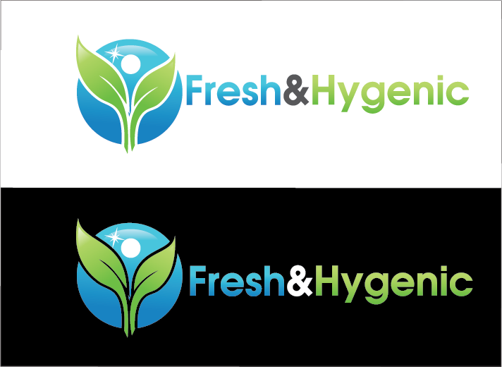 Logo Design by Private User - Entry No. 48 in the Logo Design Contest Fun Logo Design for Fresh & Hygenic.