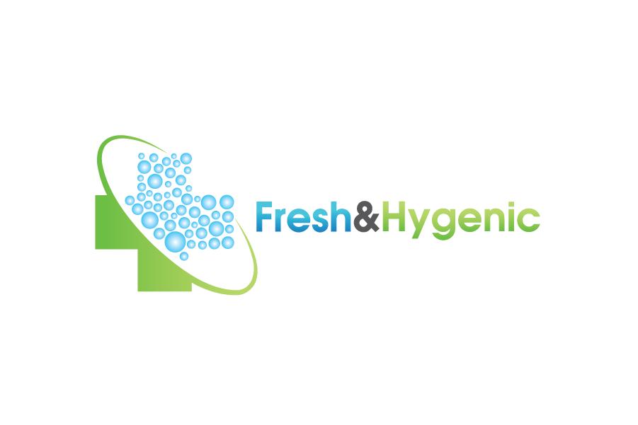 Logo Design by Private User - Entry No. 49 in the Logo Design Contest Fun Logo Design for Fresh & Hygenic.
