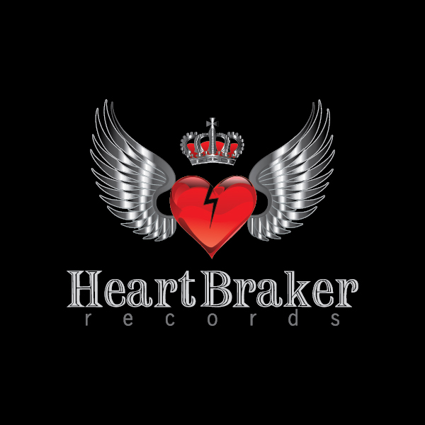 Logo Design by aesthetic-art - Entry No. 36 in the Logo Design Contest Heartbreaker Records.