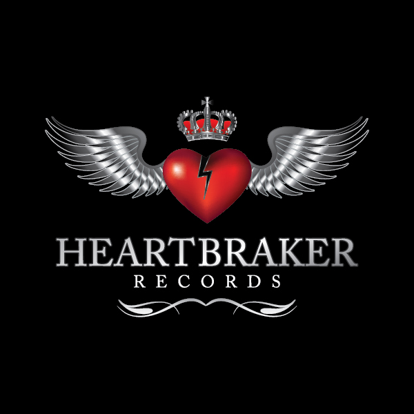 Logo Design by aesthetic-art - Entry No. 37 in the Logo Design Contest Heartbreaker Records.