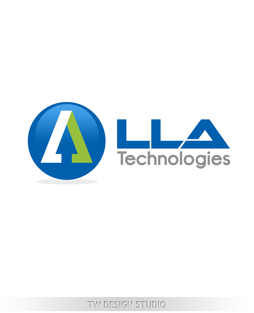 Logo Design by Private User - Entry No. 64 in the Logo Design Contest Inspiring Logo Design for LLA Technologies Inc..