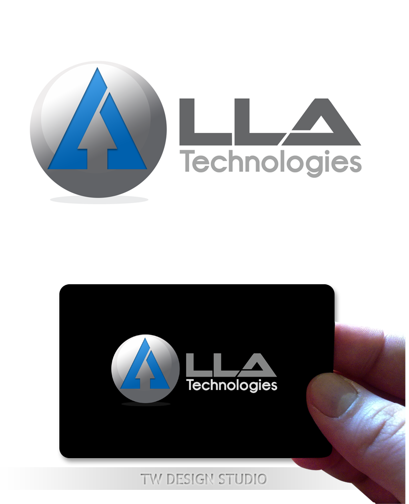 Logo Design by Private User - Entry No. 65 in the Logo Design Contest Inspiring Logo Design for LLA Technologies Inc..